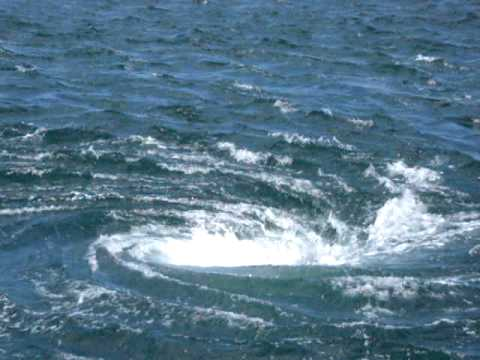 tourbillon géant  dinard rance  grande marée-  whirlpool spring tide
