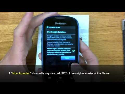 UNLOCK SAMSUNG GRAVITY SMART T589 - How to Unlock SGH-T589 Samsung Gravity Smart Unlock Code TMobile