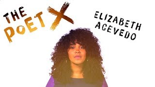 """Gambar cover """"Night Before First Day of School"""" from The Poet X 