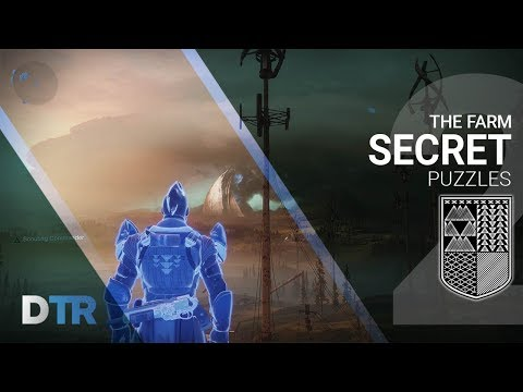 Destiny 2: The Farm Secret's