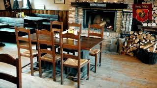 Restaurace Černý kohout v Prokopském údolí  Praha 5