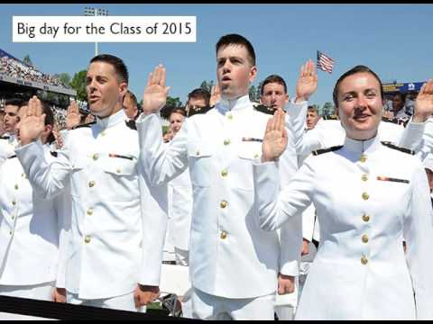 U.S. Naval Academy 2015 Year in Review
