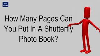 How Many Pages Can You Put In A Shutterfly Photo Book?