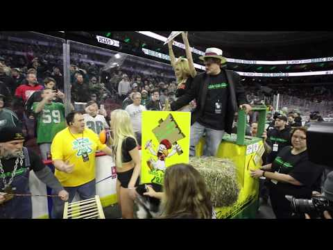 2018 Wing Bowl 26th annual wing eating contest, in Philadelphia