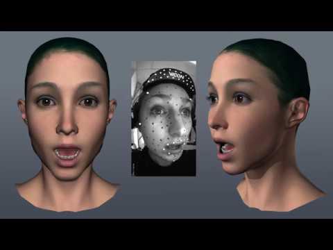 MSc Digital Media Production - Performance-driven Facial Animations - Anna Laura Kolleck