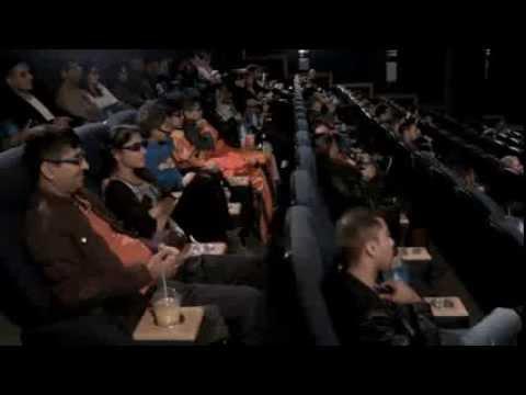 The Cinemark Movie Experience App