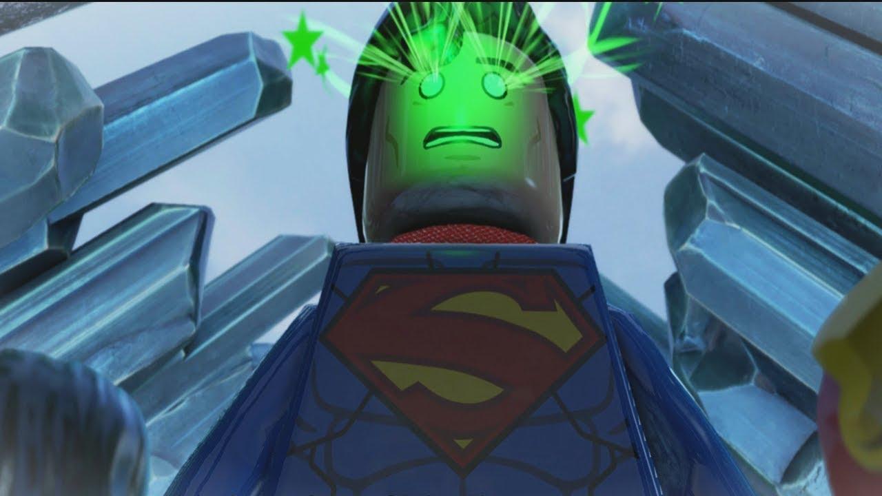 Lego Batman 3 Beyond Gotham - Final Boss And Ending - YouTube