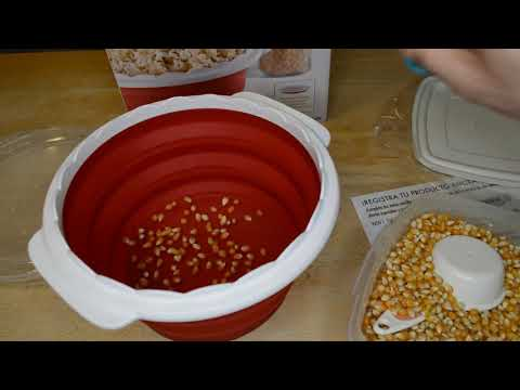Cuisinart Collapsible Microwave Popcorn Maker Gadget Review
