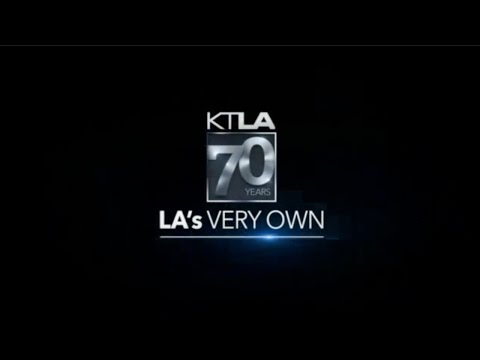 KTLA At 70 - (Segment 2 Of 2) - Television Channel 5 Los Angeles