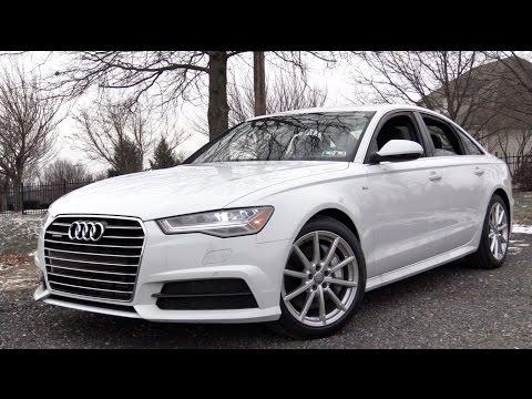 2017 Audi A6: Review