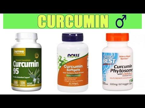 Куркумин для мужчин как правильно принимать