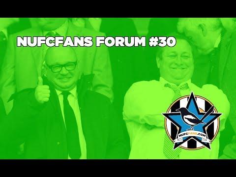 NUFC Fans Forum #30: Takeover Talk