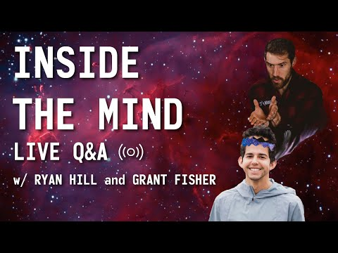 Inside The Mind: Ryan Hill Interviews Grant Fisher (Live Q&A Replay)