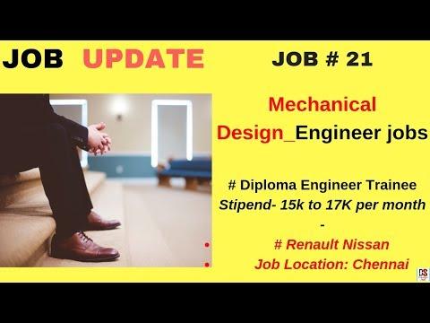 Mechanical Design Skill Youtube