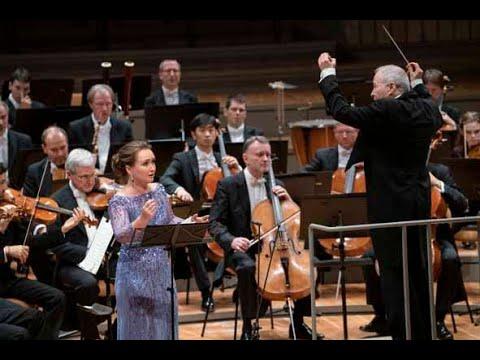 Berliner Philharmoniker Julia Lezhneva Adam Fischer Haydn excerpt
