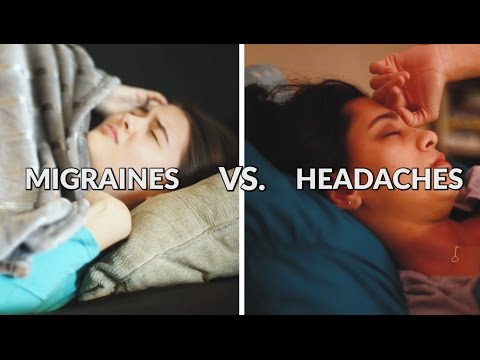 Migraines Vs Headaches
