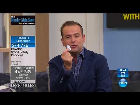 HSN   The Monday Night Show with Adam Freeman 08.21.2017 - 08 PM