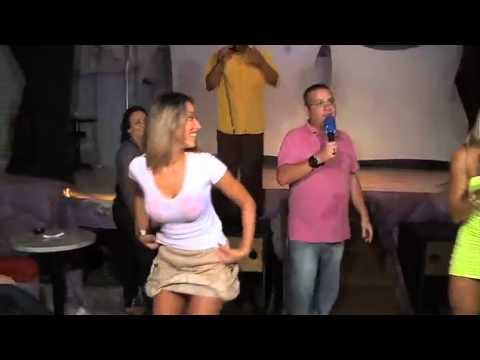 Vídeo Panicat ensaio sensual