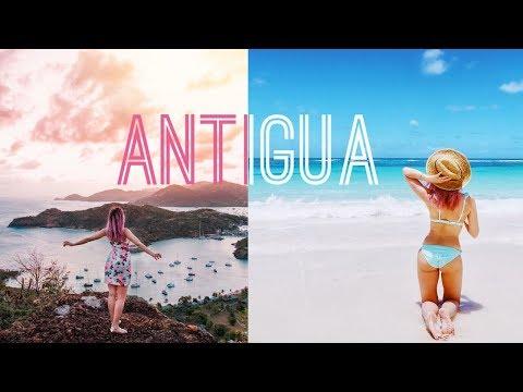 COSE MERAVIGLIOSE FATTE AI CARAIBI - Antigua vlog