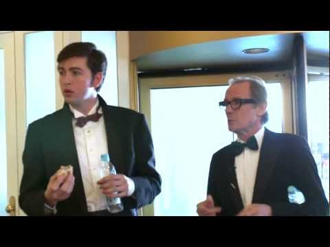 A day in the life of Bill Nighy