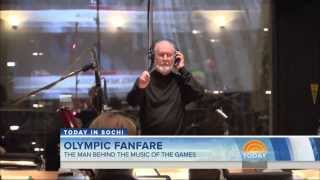 john williams on the 30th anniversary of olympic fanfare and theme