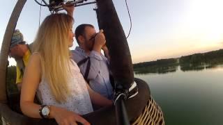 видео Воздушные сердца (Воздушные шары в форме сердца) в Новосибирске