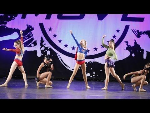 Mather Dance Company - Avengettes