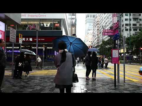 Tsim Sha Tsui, Raw Footage | LX10 Mount for Smooth-Q | Everyday Carry Video Co.