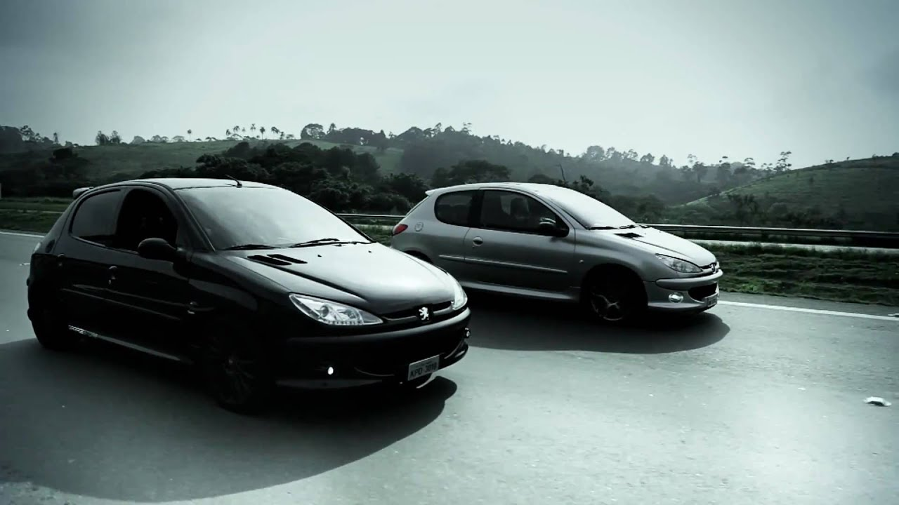 peugeot 206 project - youtube