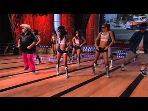 Don Cheto Ganga Style en vivo: Mi Sueño es Bailar