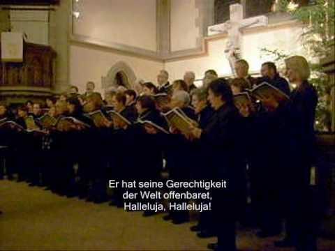 Kirchen Weihnachtslieder.Romantische Weihnachtslieder Lorenz Bach Chor