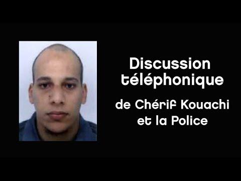 Discussion Chérif Kouachi et la Police