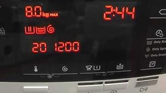 AEG L8FEC68S mosógép Márkabolt