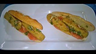 Como Preparar un Choripan Vegano- HogarTv por Juan Gonzalo Angel
