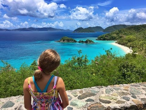 Our Year on St John USVI