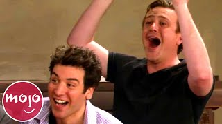 Top 10 Times Marshall Was the Best Friend on How I Met Your Mother