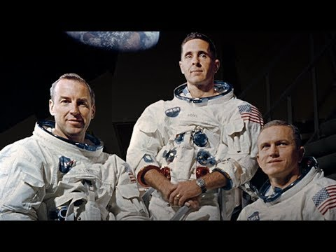 Apollo 11 Astronaut and Space Station Crew Reflect on Epic Moonshot