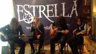 Tesla - Little Suzi (Full Version Acoustic Cover by Estrella)