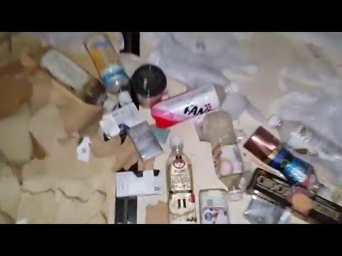 【廃墟探索】Ruin search/ ピザチラシの古アパート