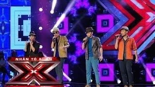 backstreet boys medley - nhom o plus - nhan to bi an  season 1 - vong tranh dau 2