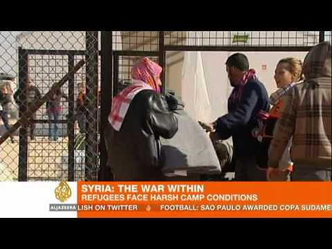 Syria: Refugees forced to return to war-torn country
