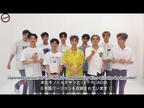 "[Eng Sub]180622 PENTAGON Japan Original 3rd Mini album ""Shine"" to be released!"
