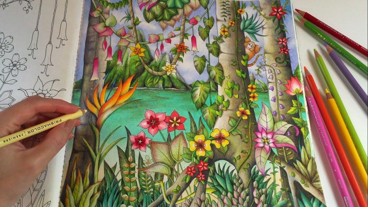 Magical Jungle: Tropical Paradise - Part 2 | Adult ...