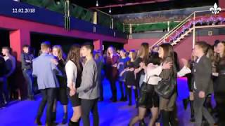 Бродівський міжшкільний парламент провів дійство до Дня св. Валентина (ТРК