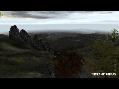 DayZ: Driving off of Pik Kozlova