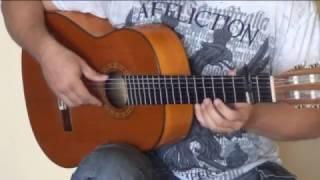 Испанская гитара фламенко. Урок 13 Agua Marina (Не Дидюля)