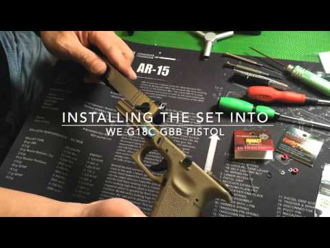 Poseidon Upgrade Parts Introduction by J.K.ARMY