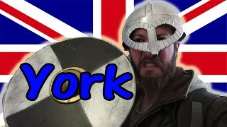 Vlog - York (England)