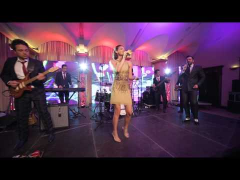 LET'S TWIST AGAIN - Adriana Vlad Band