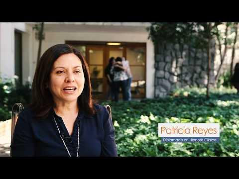 Testimonio Patricia Reyes, alumna del Diplomado en Hipnosis Clínica.